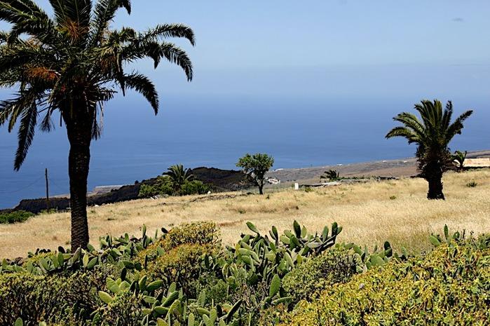 «Волшебный остров» — маленький остров Гомера 59818