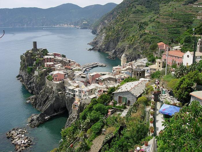 У низкого моря в Тоскане 56066