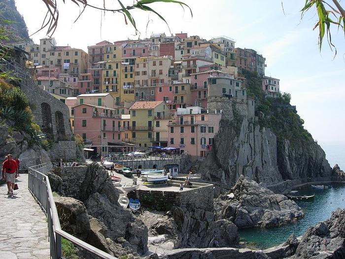 У низкого моря в Тоскане 71320