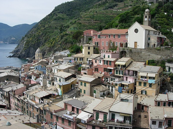 У низкого моря в Тоскане 52035