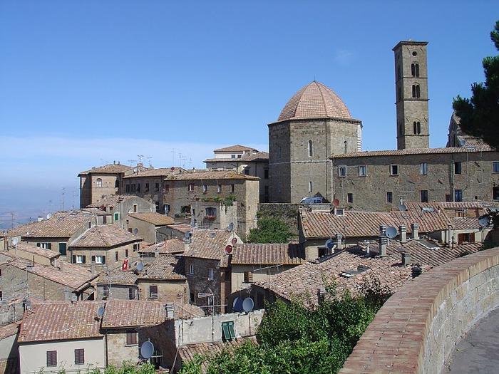 У низкого моря в Тоскане 96992