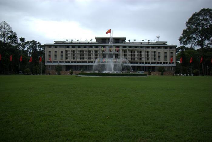 Дворец Воссоединения (Reunification Palace) 25990