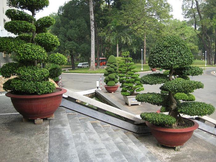 Дворец Воссоединения (Reunification Palace) 43747