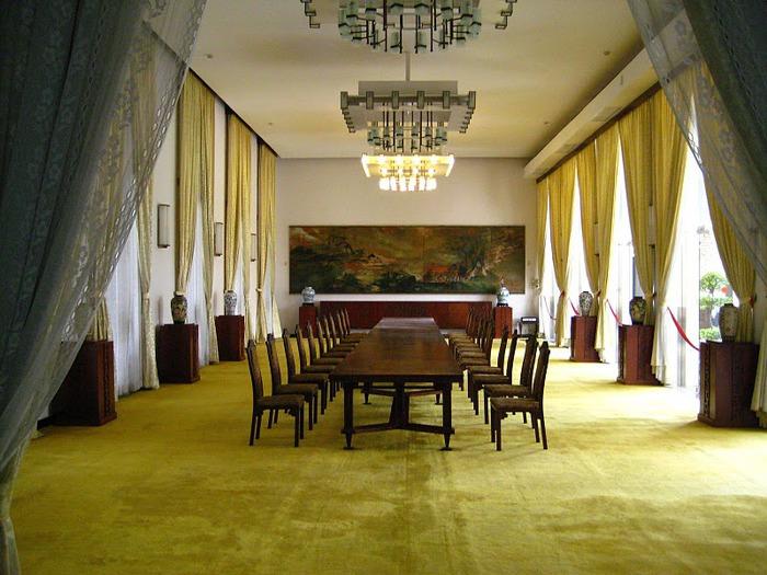 Дворец Воссоединения (Reunification Palace) 37127