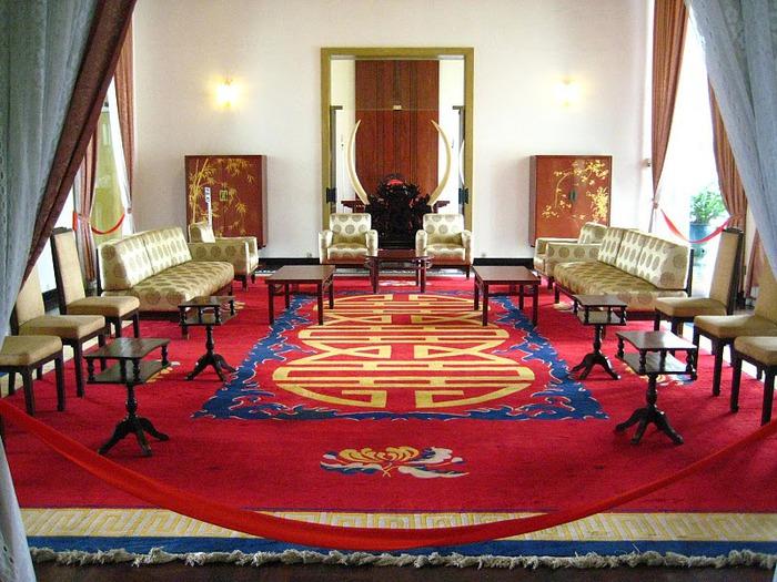 Дворец Воссоединения (Reunification Palace) 99081