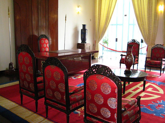 Дворец Воссоединения (Reunification Palace) 28917