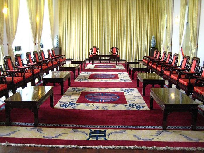 Дворец Воссоединения (Reunification Palace) 73974