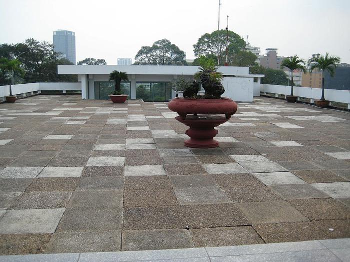 Дворец Воссоединения (Reunification Palace) 89240