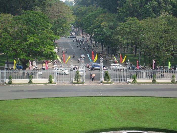Дворец Воссоединения (Reunification Palace) 41335