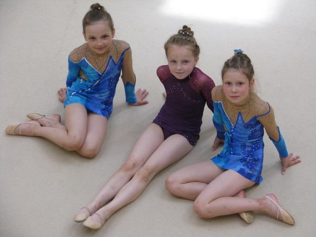 юные девочки гимнастки фото голые