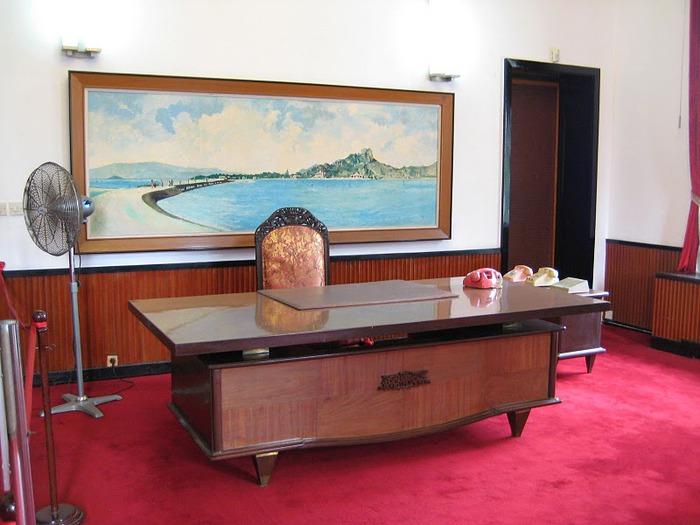 Дворец Воссоединения (Reunification Palace) 48847