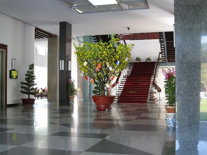 Дворец Воссоединения (Reunification Palace) 28791