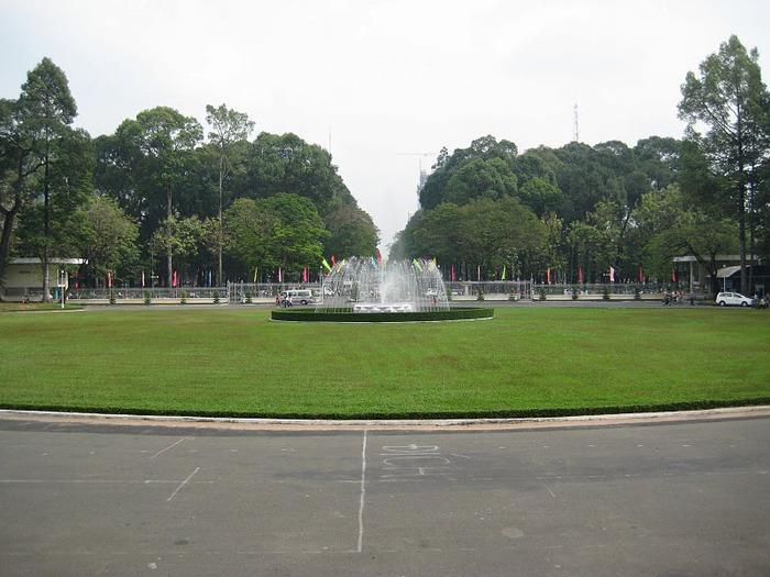 Дворец Воссоединения (Reunification Palace) 87559