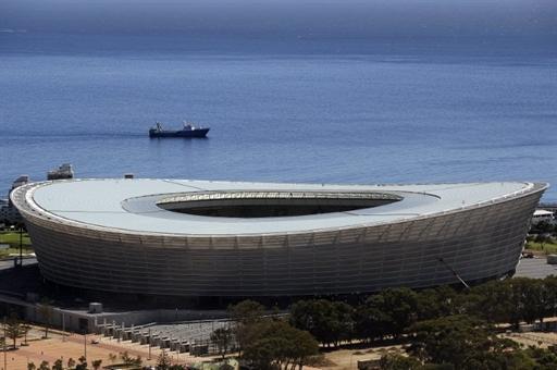 Арены Мундиаля. 11 июня в ЮАР стартует чемпионат мира по футболу 2010 года.