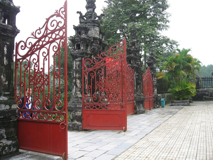 Мавзолей Кхай Динь -Tomb of Khai Dinh 47524