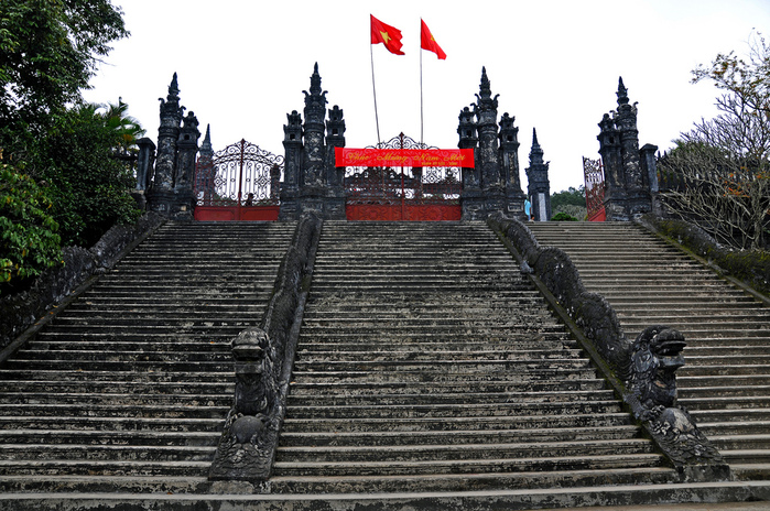 Мавзолей Кхай Динь -Tomb of Khai Dinh 57309
