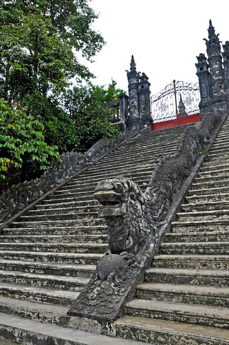 Мавзолей Кхай Динь -Tomb of Khai Dinh 90202