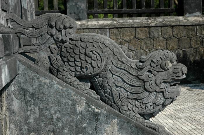 Мавзолей Кхай Динь -Tomb of Khai Dinh 53910