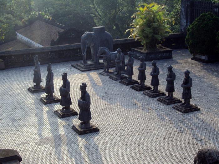 Мавзолей Кхай Динь -Tomb of Khai Dinh 45598
