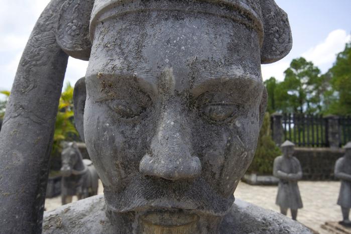 Мавзолей Кхай Динь -Tomb of Khai Dinh 44755