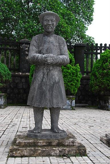 Мавзолей Кхай Динь -Tomb of Khai Dinh 18808