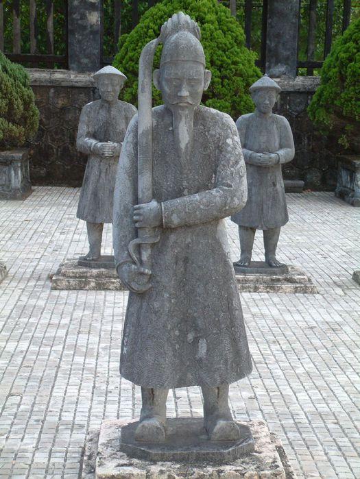 Мавзолей Кхай Динь -Tomb of Khai Dinh 27824