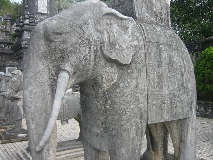 Мавзолей Кхай Динь -Tomb of Khai Dinh 23568