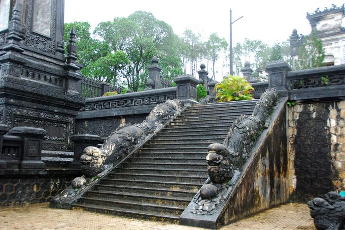 Мавзолей Кхай Динь -Tomb of Khai Dinh 44910