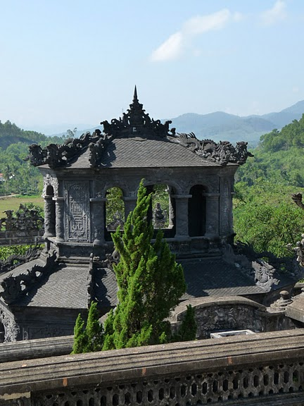 Мавзолей Кхай Динь -Tomb of Khai Dinh 46936
