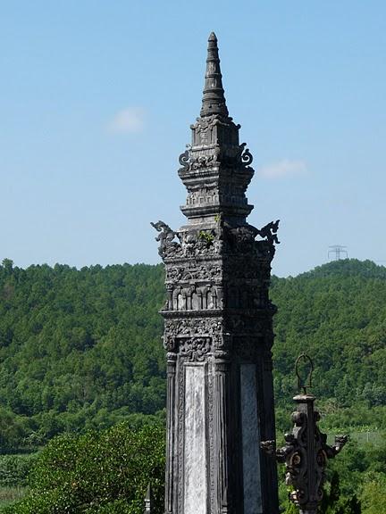 Мавзолей Кхай Динь -Tomb of Khai Dinh 91881