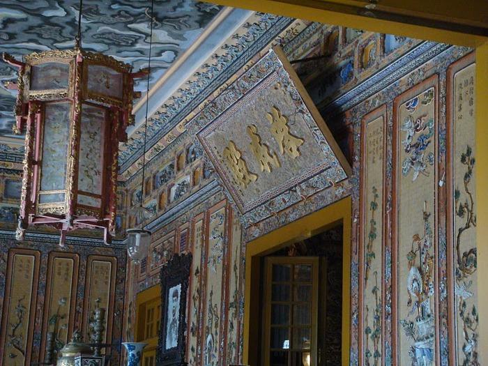 Мавзолей Кхай Динь -Tomb of Khai Dinh 20765