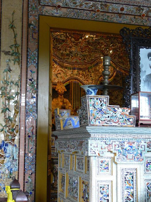 Мавзолей Кхай Динь -Tomb of Khai Dinh 56280
