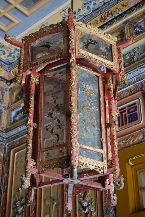 Мавзолей Кхай Динь -Tomb of Khai Dinh 37033