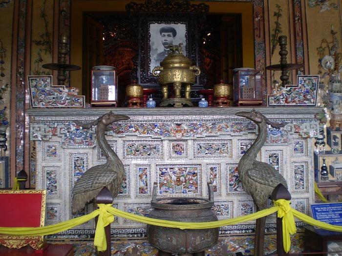 Мавзолей Кхай Динь -Tomb of Khai Dinh 35365