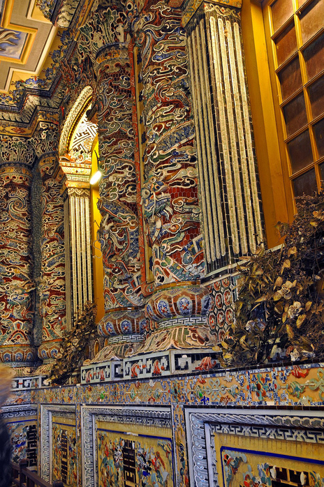 Мавзолей Кхай Динь -Tomb of Khai Dinh 54971