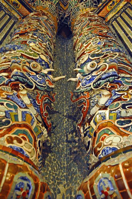 Мавзолей Кхай Динь -Tomb of Khai Dinh 37185