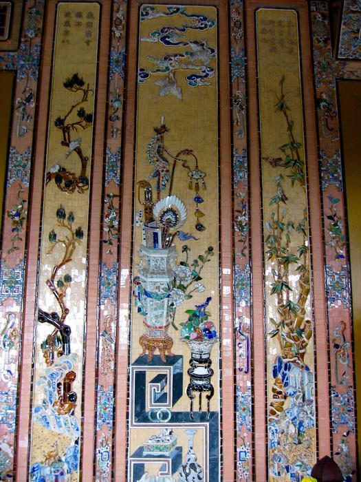 Мавзолей Кхай Динь -Tomb of Khai Dinh 88803