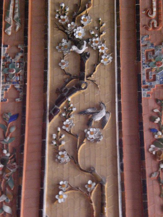 Мавзолей Кхай Динь -Tomb of Khai Dinh 97198