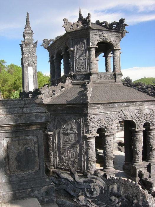 Мавзолей Кхай Динь -Tomb of Khai Dinh 89313