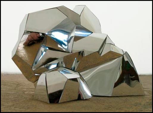 «Superficial» художника Мишель де Бруан (Michel de Broin)