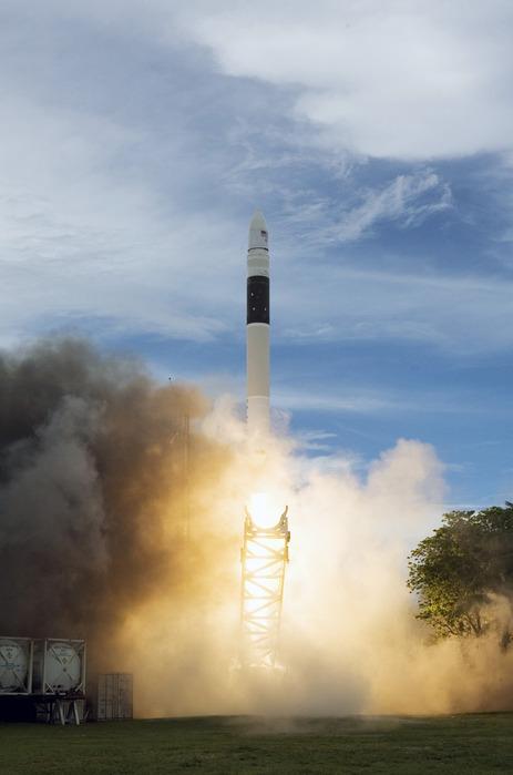 старт космического корабля falcon 9