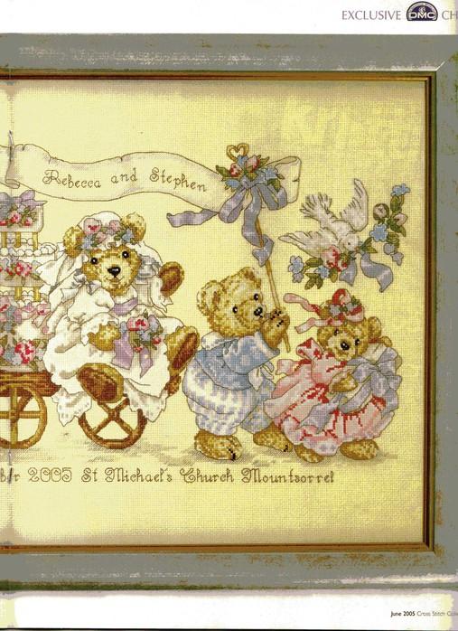 Свадьба плюшевых мишек