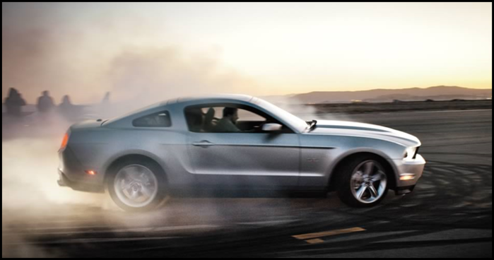 ford mustang shelby история