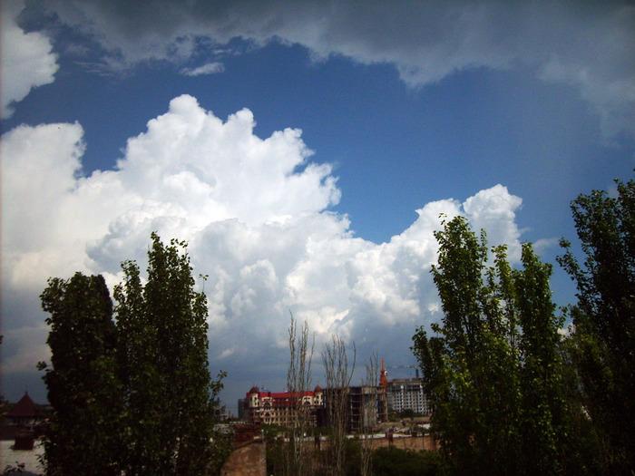 туча, облака