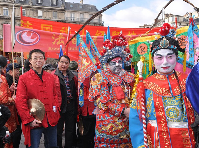 Китайский Новый год в Париже 98655