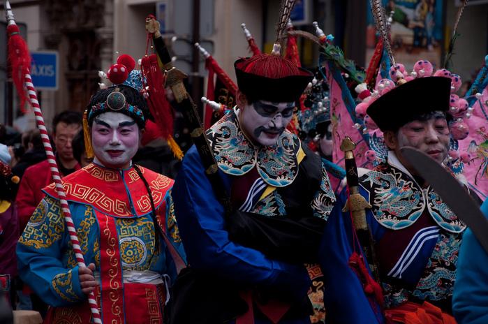 Китайский Новый год в Париже 94657