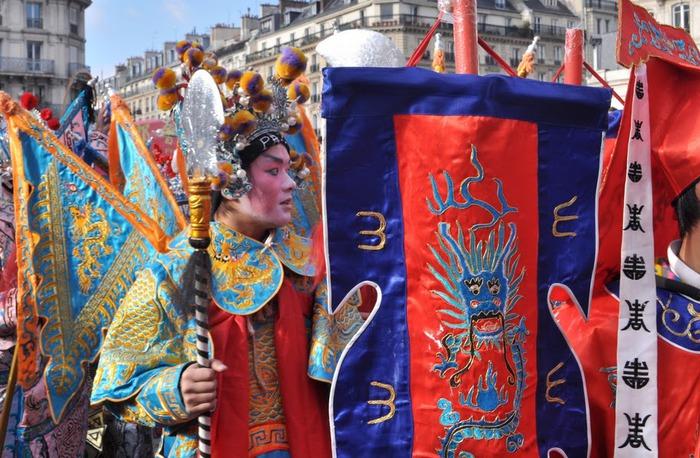 Китайский Новый год в Париже 96510