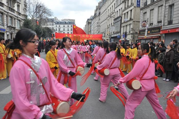 Китайский Новый год в Париже 42587
