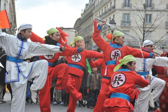 Китайский Новый год в Париже 26625