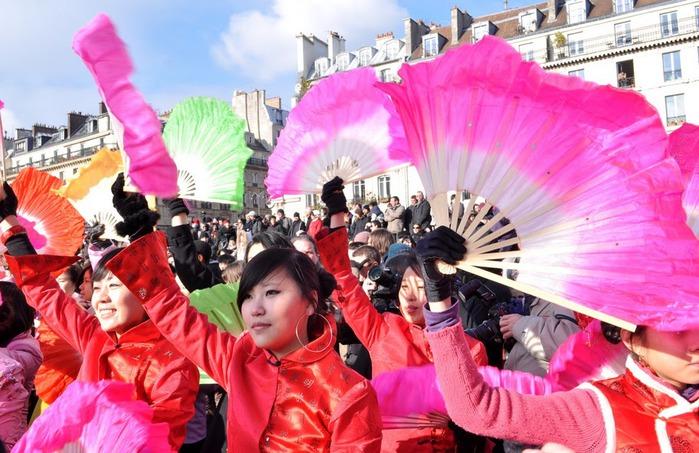 Китайский Новый год в Париже 89852
